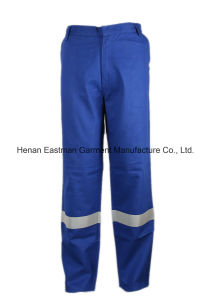 Nfpa2112 and Cgsb 155.20 Standard Safety Fire Proof Work Pants pictures & photos