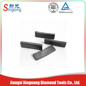 Diamond Segments for Cutting Limestone pictures & photos