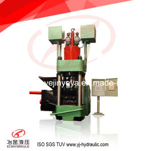 Heavy-Duty Automatic Hydraulic Metal Briquette Machinery pictures & photos