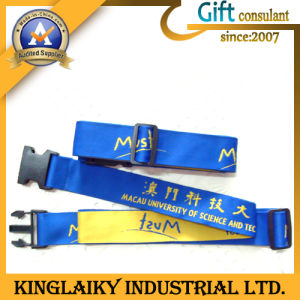 Lowest Price Retractable Polyester Lanyard with Logo (KLD-018) pictures & photos