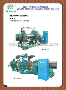 Two Roll Rubber Mill/ Rubber Open Mill/Open Mixing Mill for Rubber pictures & photos