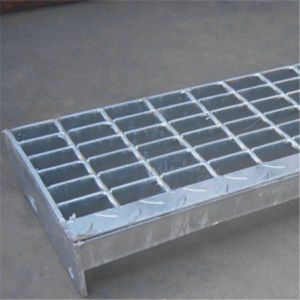 Platform Hot Dipped Galvanzied Grating pictures & photos