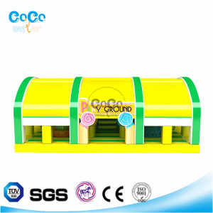 Cocowater Design Inflatable Stadiumtheme Bouncer/Slide/Castle LG9037