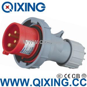 16AMP 415V Plastic Material Cee Plug Mennekes Industrial Plugs pictures & photos