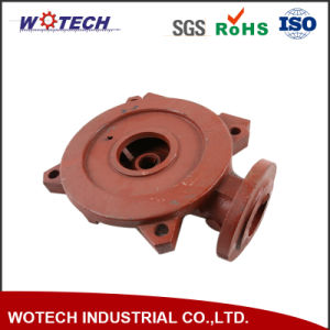 OEM Precision Steel Sand Casting Metal Case pictures & photos
