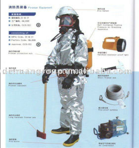 Fireman Equipment with CCS&CE Approval pictures & photos