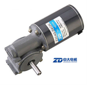 ZD 40W 24V DC Brushless Open Door Motor pictures & photos