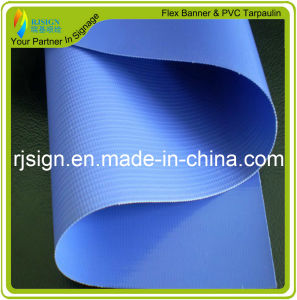 High Strength Laminated PVC Polyester Fabric Tarpaulin (RJLT002) pictures & photos