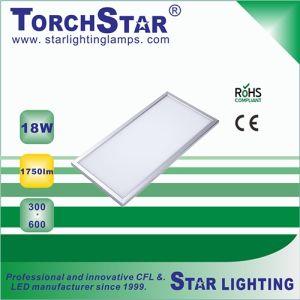 Aluminum Heat Sink 300X600mm Square LED Panel Light Lamp pictures & photos