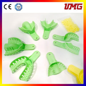 Disposable Dental Impression Trays, Impression Bite Registration Tray, Disposable Material pictures & photos