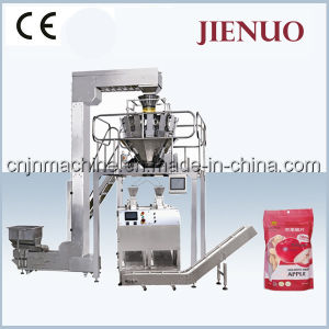 Jienuo Automatic Food Pouch Candy Packing Machine (JN-300-A) pictures & photos