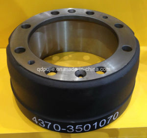 43703501070 Heavy Duty Truck Brake Drums pictures & photos