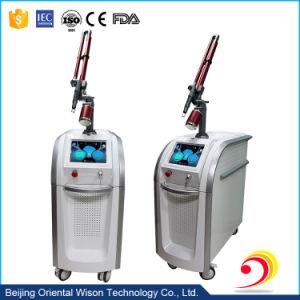 Medical Pico Laser Tattoo Washing Money Making Machine pictures & photos