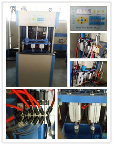 Semi Automatic Pet Blow Moulding Machine Price Blow Moulding Machine pictures & photos