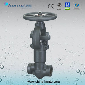 Forged Pressure Seal Globe Valve pictures & photos