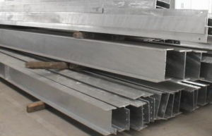 Hot Dipped Galvanized Steel Structure - 2