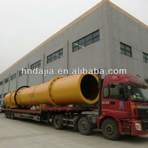 High Capacity Rotary Dryer / Coal Dryer / Slag Dryer / Sand Dryer pictures & photos