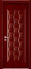 Wooden Doors (HMY-8151) , Interior Wooden Door, Solid Wooden Composite Door