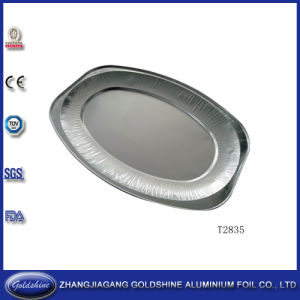 Turkey Aluminum Foil Tray (T2835) pictures & photos