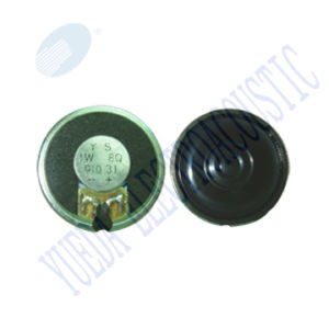 30 Mm Micro Speaker for Multimedia Devices (YD30-2)