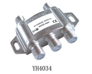 Yh4034 Diseqc Switch for TV Antenna pictures & photos