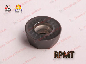 Tungsten Carbide Cutting Tools for Milling Inserts Rpmt pictures & photos