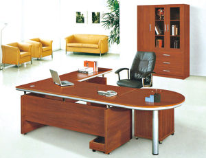 Modern Design Wooden Executive Table (ET-15) pictures & photos