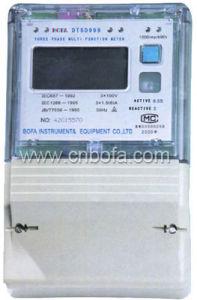 Three Phase Multi-function Energy Meter Type (DTSD999)