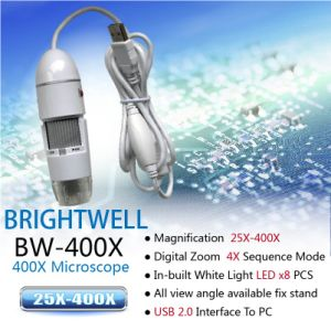 Digital Viewer (BW400X) USB 2.0 Magnification 25X ~ 400X
