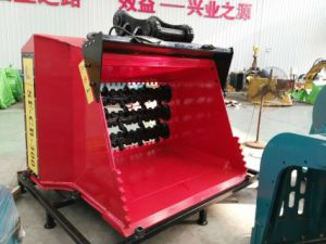 Sf Excavator Parts Crusher Bucket pictures & photos