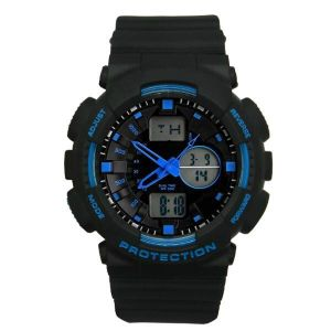 Fashion 5ATM Waterproof Sports Digital Watches Military pictures & photos