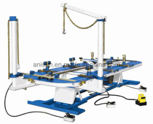 Auto Body Repairing Collision Machine