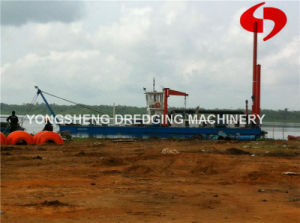 High Efficiency Cutter Dredger