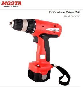 Cordless Driver Drill (DVD12SD (SD Series))