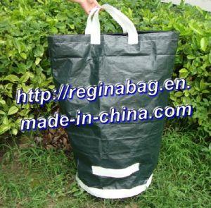 PE Garden Bag/Sack, PE Woven Bag, PE Woven Sack, Leaves Bag