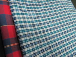 Cotton Spandex Yarn Dyed Check for Shirts Fabric pictures & photos