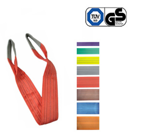 5t Polyester Flat Webbing Sling (EN 1492-1) pictures & photos