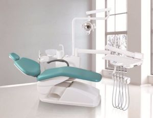 Dental Chair Unit with Built-in Tissue Box