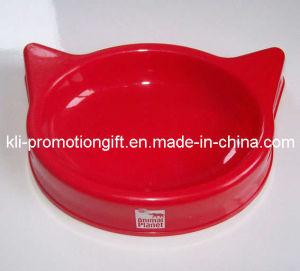 Plastic Cat Bowl (KL-DC57)