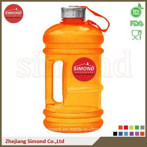 2.2L PETG Water Bottle for Protein Powder Mixing pictures & photos