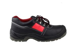 Red Color Good Quaulity Safety Shoes (SN1624) pictures & photos
