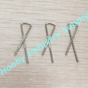 33mm Stainless Steel X Shape Metal Shirt Packing Clip