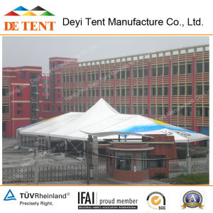 2017 High Quality Outdoor Event Tent with Special Roof pictures & photos