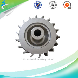 Lost Wax Casting Supplier Precision Investment Casting Impeller pictures & photos