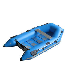 Inflatable Boat with Slatted Floor (AIB250)