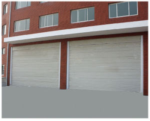 Finger-Protective Panel Insulated Door pictures & photos