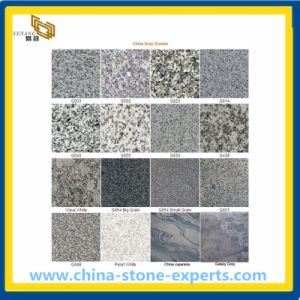 Colourful Natural Stone Granite for Flooring / Wall Tile (YQG-GT1009) pictures & photos