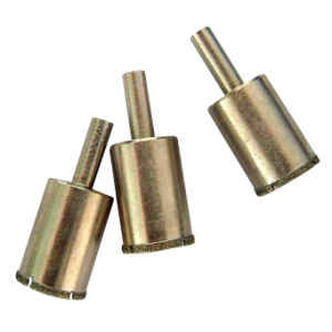 Electroplating Diamond Core Drill (CH1115) pictures & photos