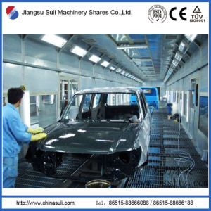 Chinasuli Auto Painting Room Prep-Station Car Polishing Grinding Sanding Room pictures & photos