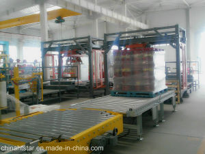 Automatic Wrapping Machine for The 20L Filling Line